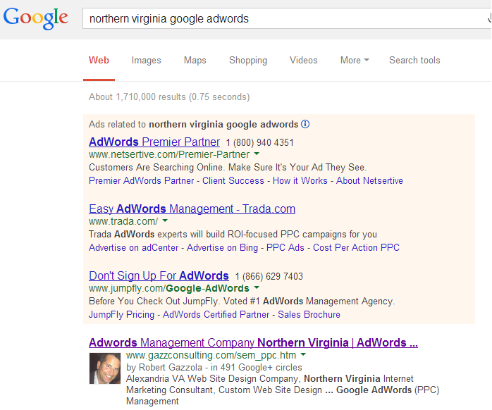 Want Your Web Site To Stand Out On Search Results Get Your Face On Google Old Town Alexandria Va Patch
