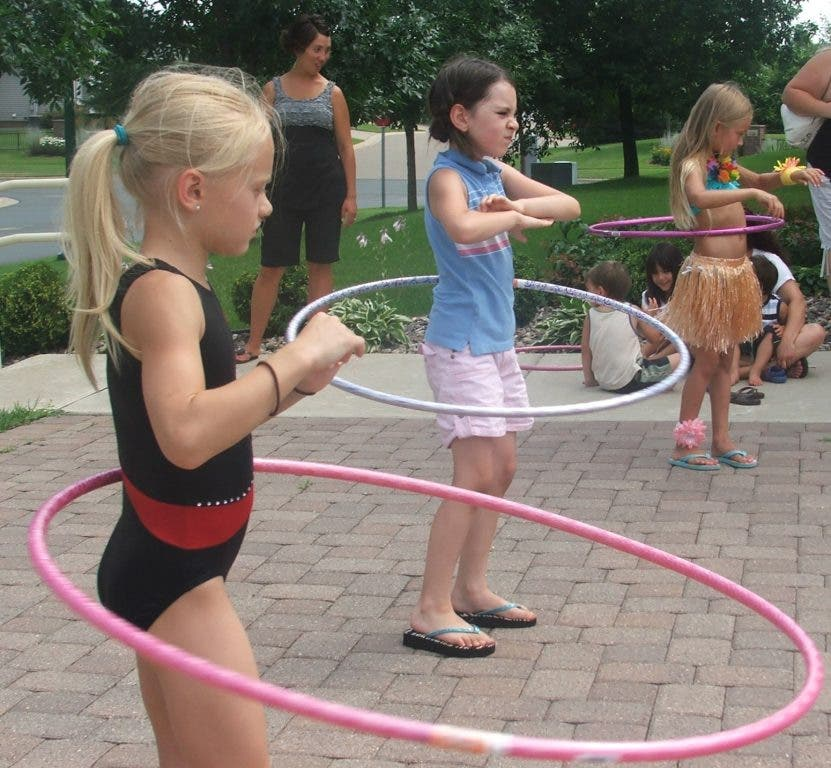 Photos Kids Hula Hoop Contest Apple Valley Mn Patch