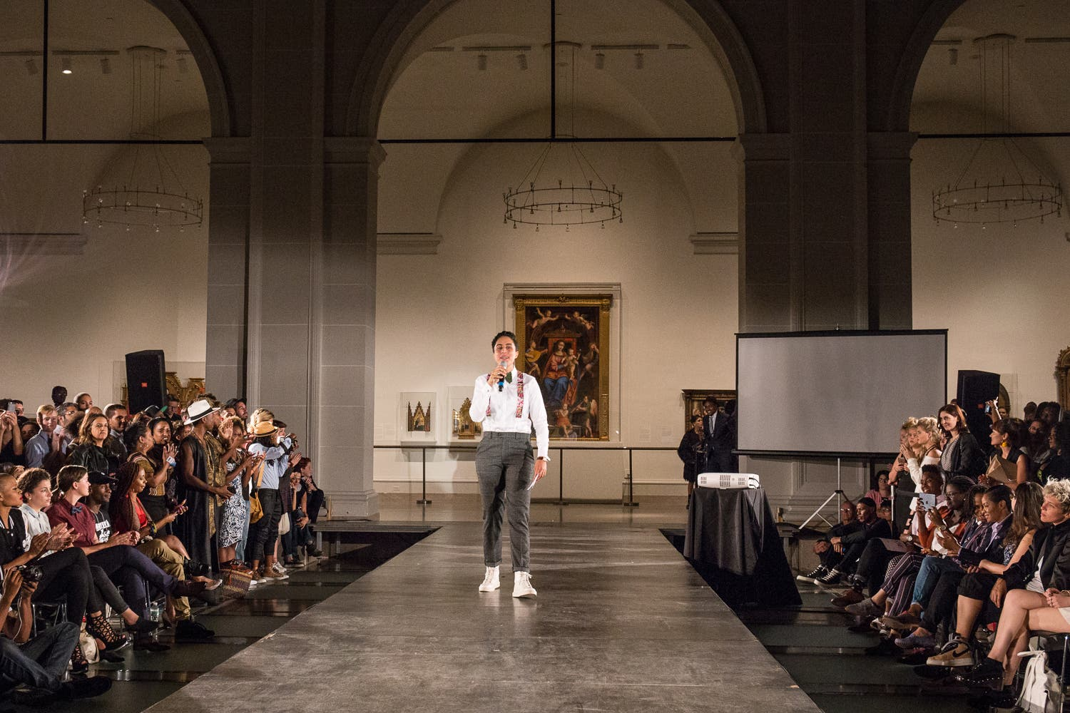 Dapperq Presents Id A Queer New York Fashion Week Show At The Brooklyn Museum 9 8 At 7pm Prospect Heights Ny Patch