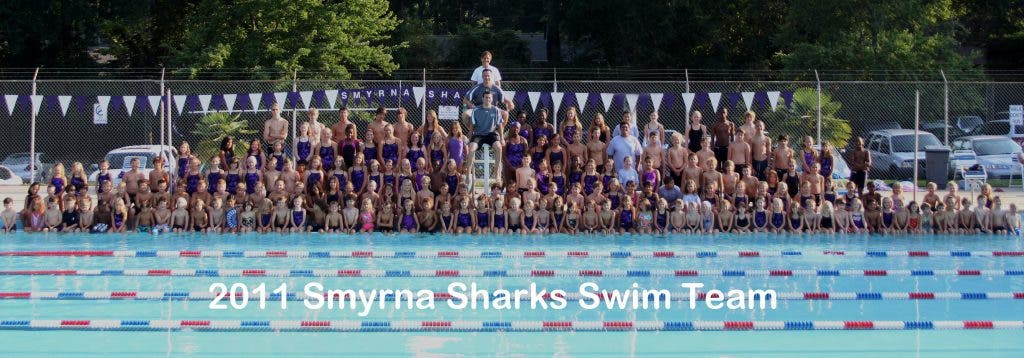Smyrna Sharks Sweep The Competition Smyrna Ga Patch