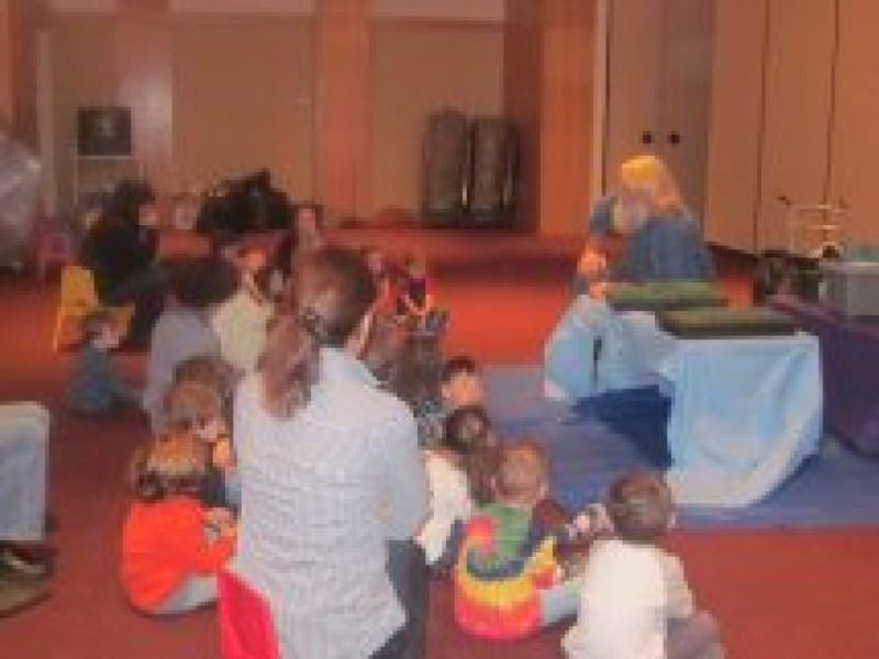 Farmer Guy Jones Visits Bet Torah Nursery School