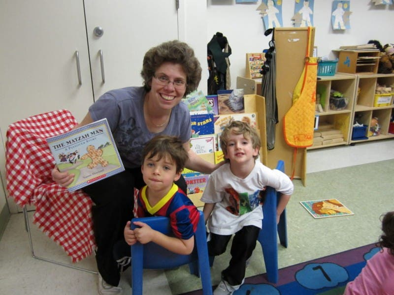 Bet Torah Nursery School Reading Buds