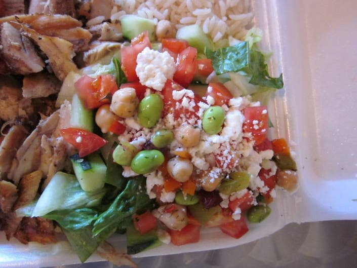 G Is for Greek—Tastes of Greece and Chickpita Grill | Laguna