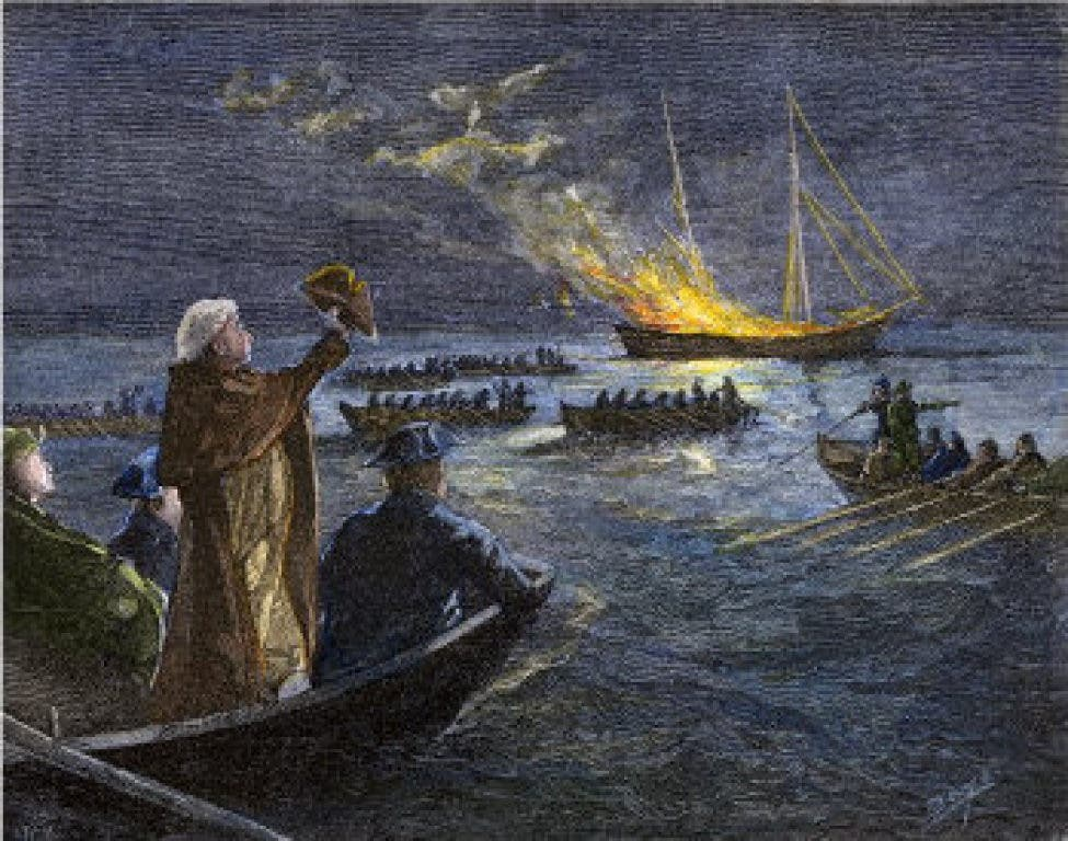 Image result for The Gaspee Affair