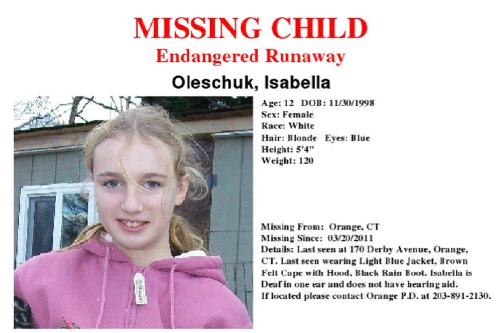 Police: Weston girl still missing