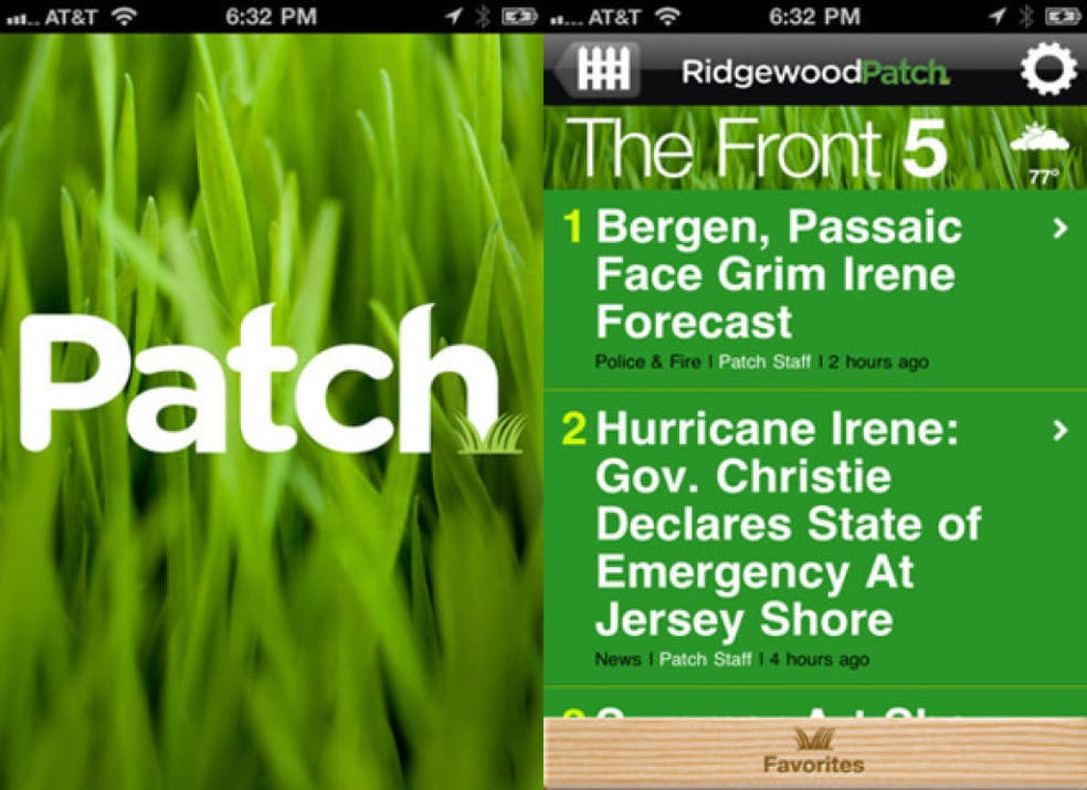 No Power Sunday? Follow Our Irene Coverage With The Patch App   New