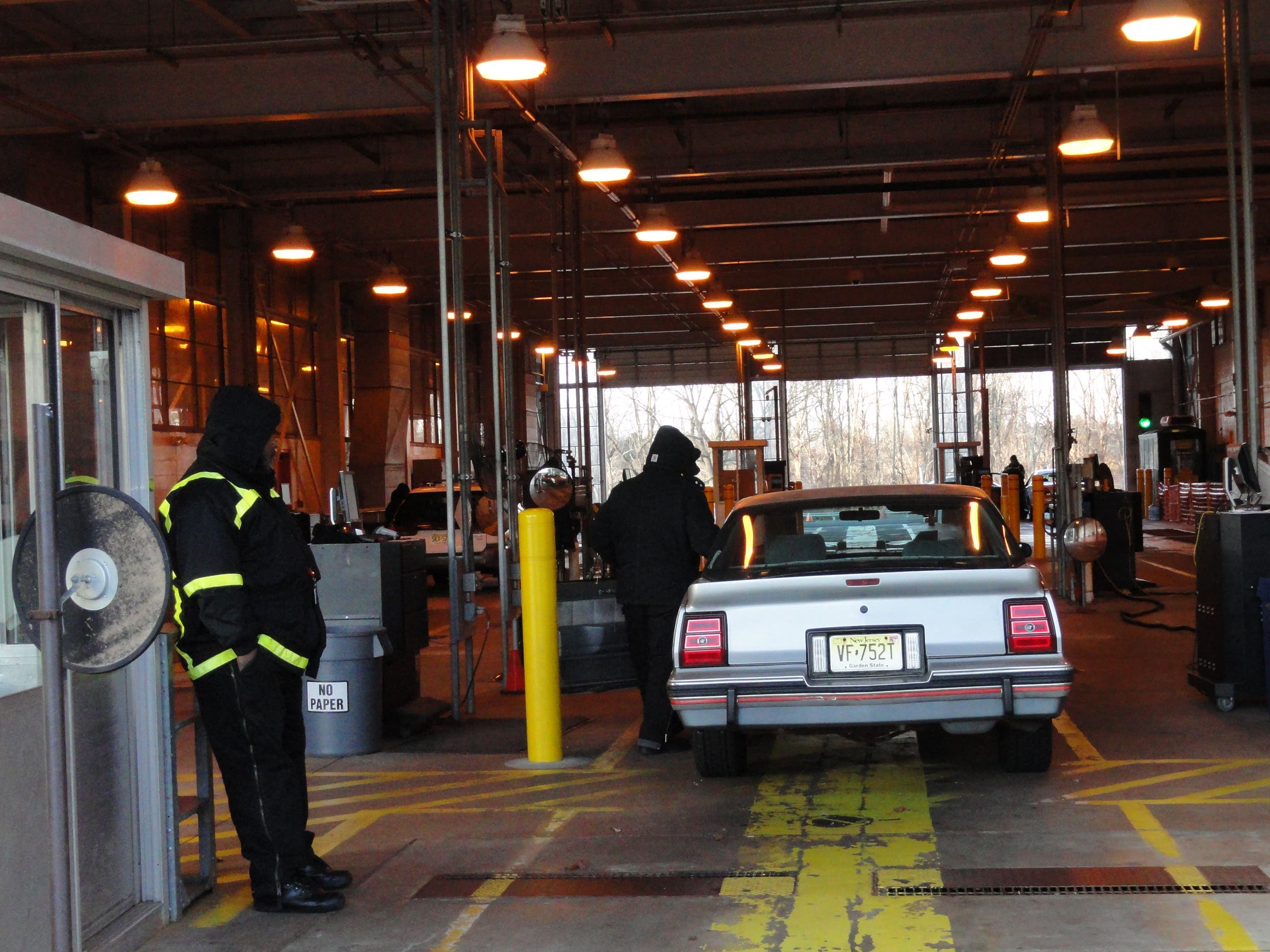 Dmv Inspection Nj >> Updated Inspection Station To Stay Closed Paramus Nj Patch