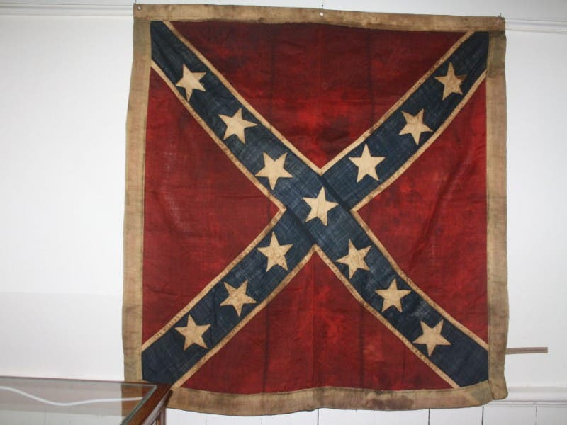 Should Students Be Allowed To Wear A Confederate Flag To School