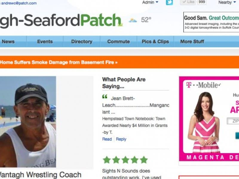 Wantagh seaford patch home | facebook.