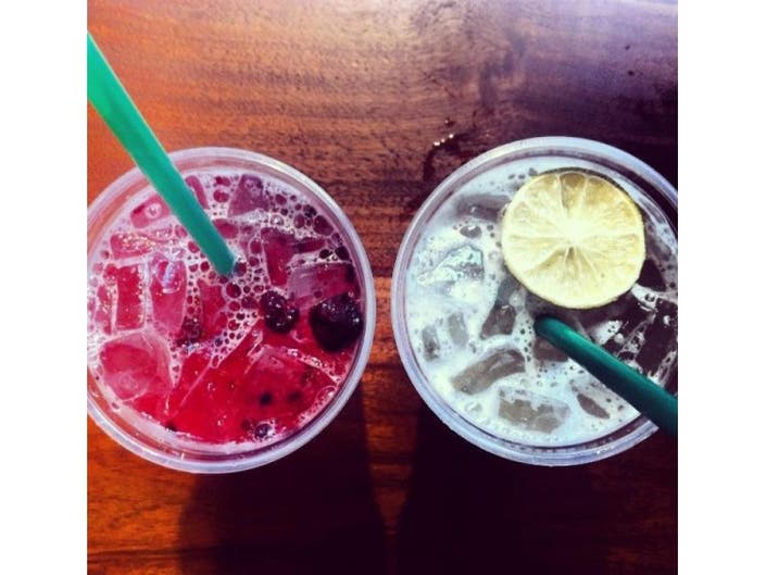Starbucks Refreshers Free Friday 12 3 P M Brentwood Ca Patch