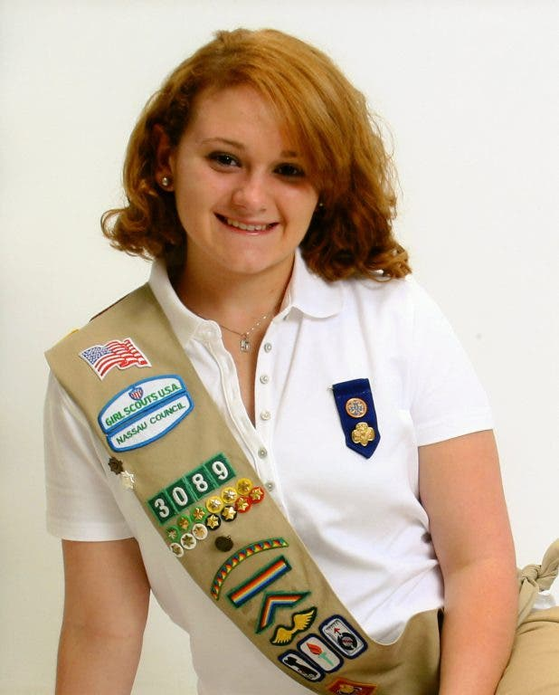 Local Girl Scouts Honored For Community Service