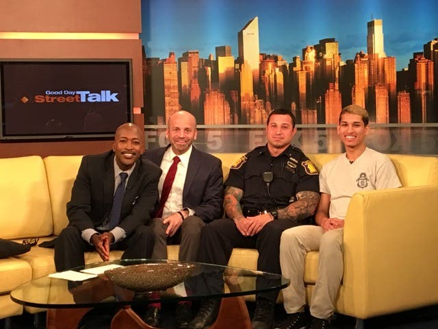 Leake & Watts and Yonkers Police Department Appear on FOX 5