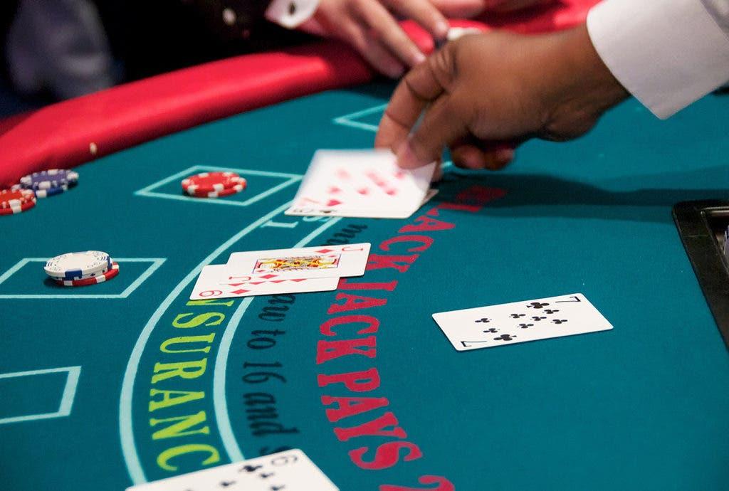 Maryland Live Casino Blackjack Table Minimums