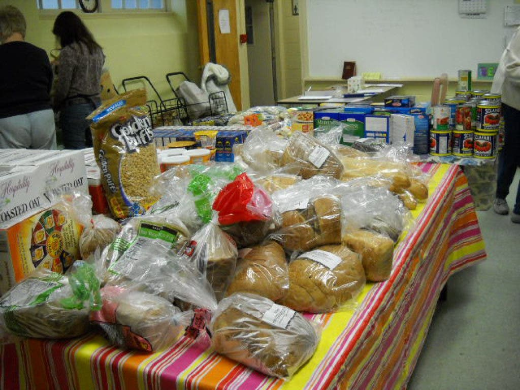 Milton Community Food Pantry Keeps It Local Milton Ma Patch