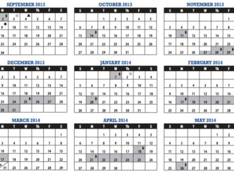 Bps Calendar 2019 When's The First Day of School for Boston Public Schools