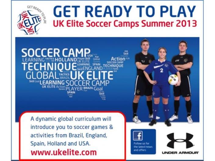 4a5a4d145 UK Elite Summer Soccer Camp | Patch