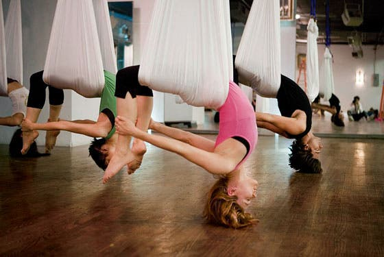 19cf5f8b9b Fitness Gets a Lift with AntiGravity Yoga | Danville, CA Patch