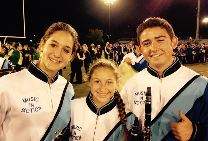 Plainview-Old Bethpage Band Performs in Marching Band ... |Plainview Band