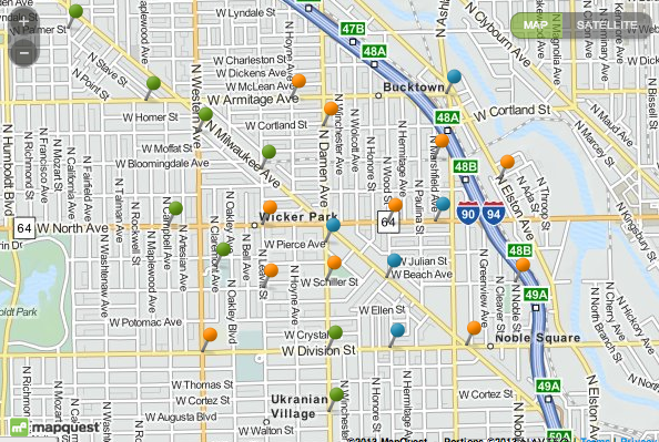 Number of Divvy Stations Doubling in Bucktown, Wicker Park ... on