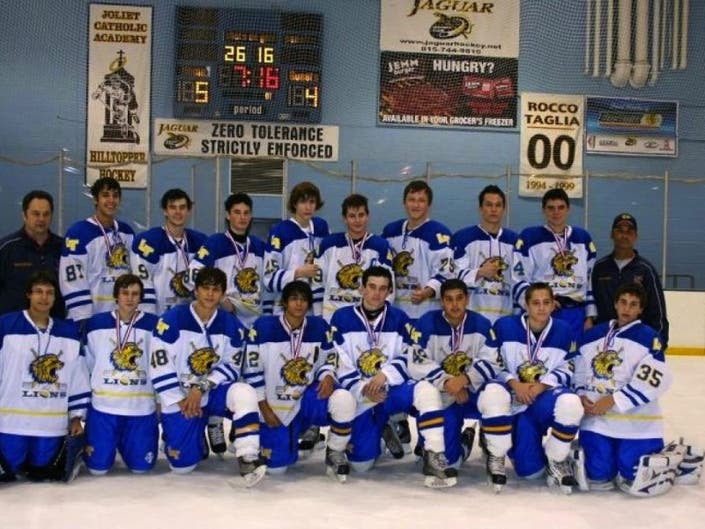 Lt Hockey Club First At Wjol Tournament Western Springs Il Patch