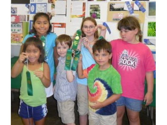 Woodridge 4-H'er Takes Second in County Fair | Woodridge, IL