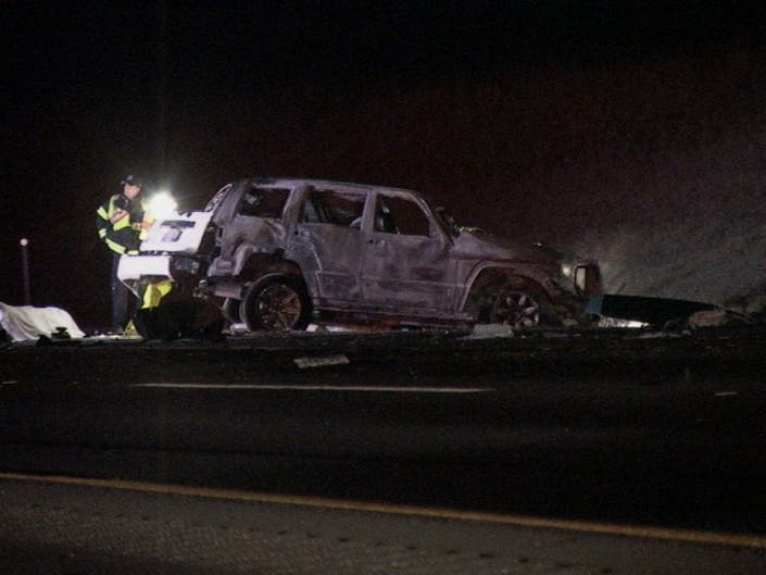 Update: Woman Who Died in I-88 Crash Identified
