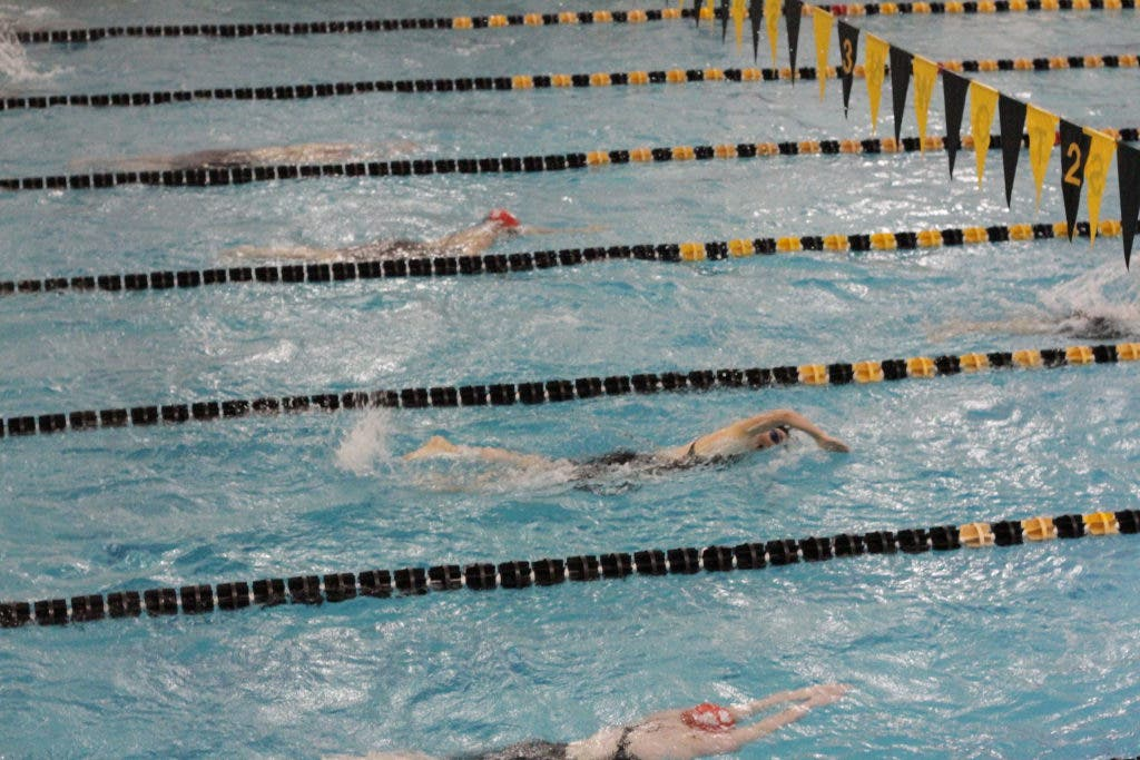 Section One Girls Swimming Championships | Nanuet, NY Patch