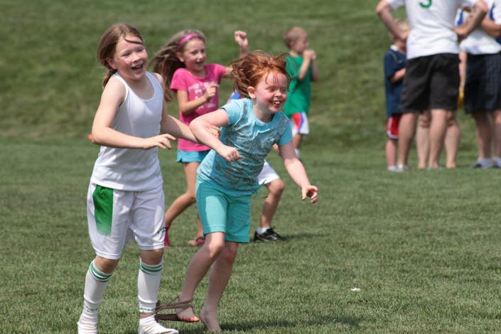 Rockland GAA Hosts Annual Field Day (VIDEO)-0