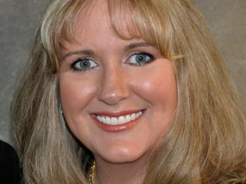 Oncology Massage Therapistinstructor Jenifer Funk Attends 2013