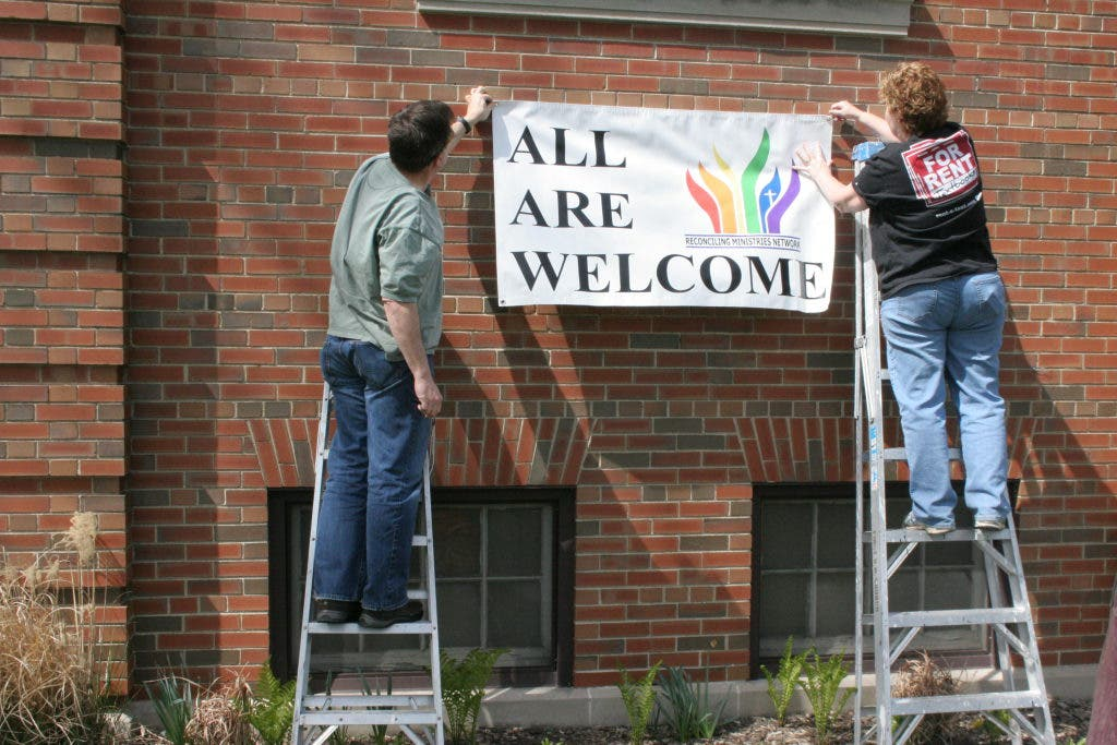 First United Methodist's Journey of Becoming Reconciling Church Just