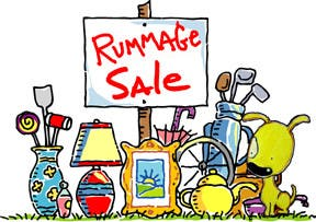 Spring Rummage Sale at 1st Congregational Church April 8-9 | Milford