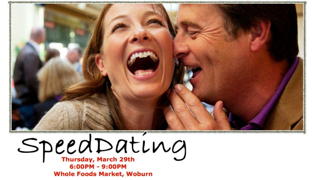 whole foods speed dating