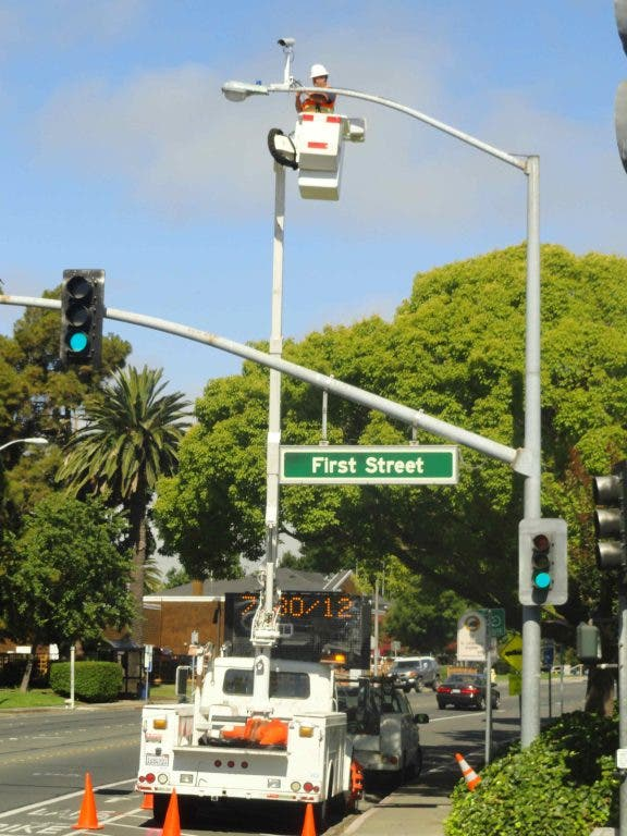 New Live Traffic Cameras Are NOT for Enforcement | Benicia, CA Patch