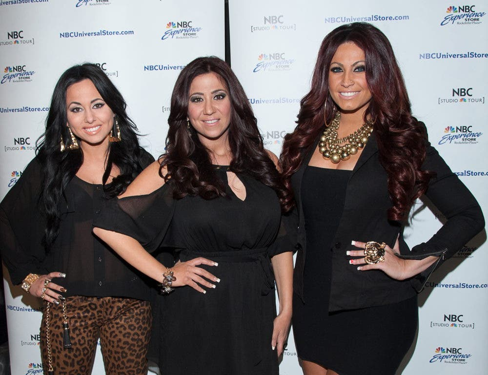 Fewer Sparks With DiMarco Absent on 'Jerseylicious' Reunion ...