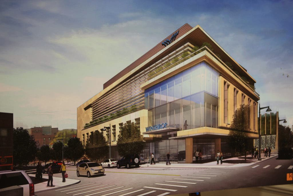 New Winthrop Research Building Given Green-Light | Mineola