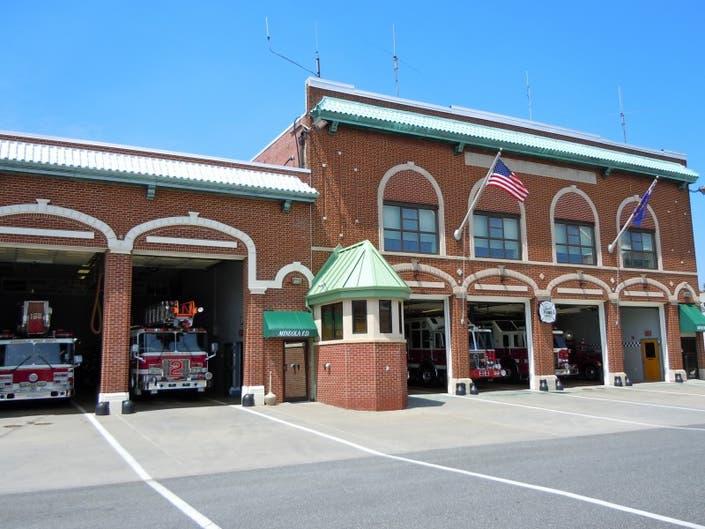 Fire Blotter: North Shore Farms and Winthrop Hospital | Mineola, NY
