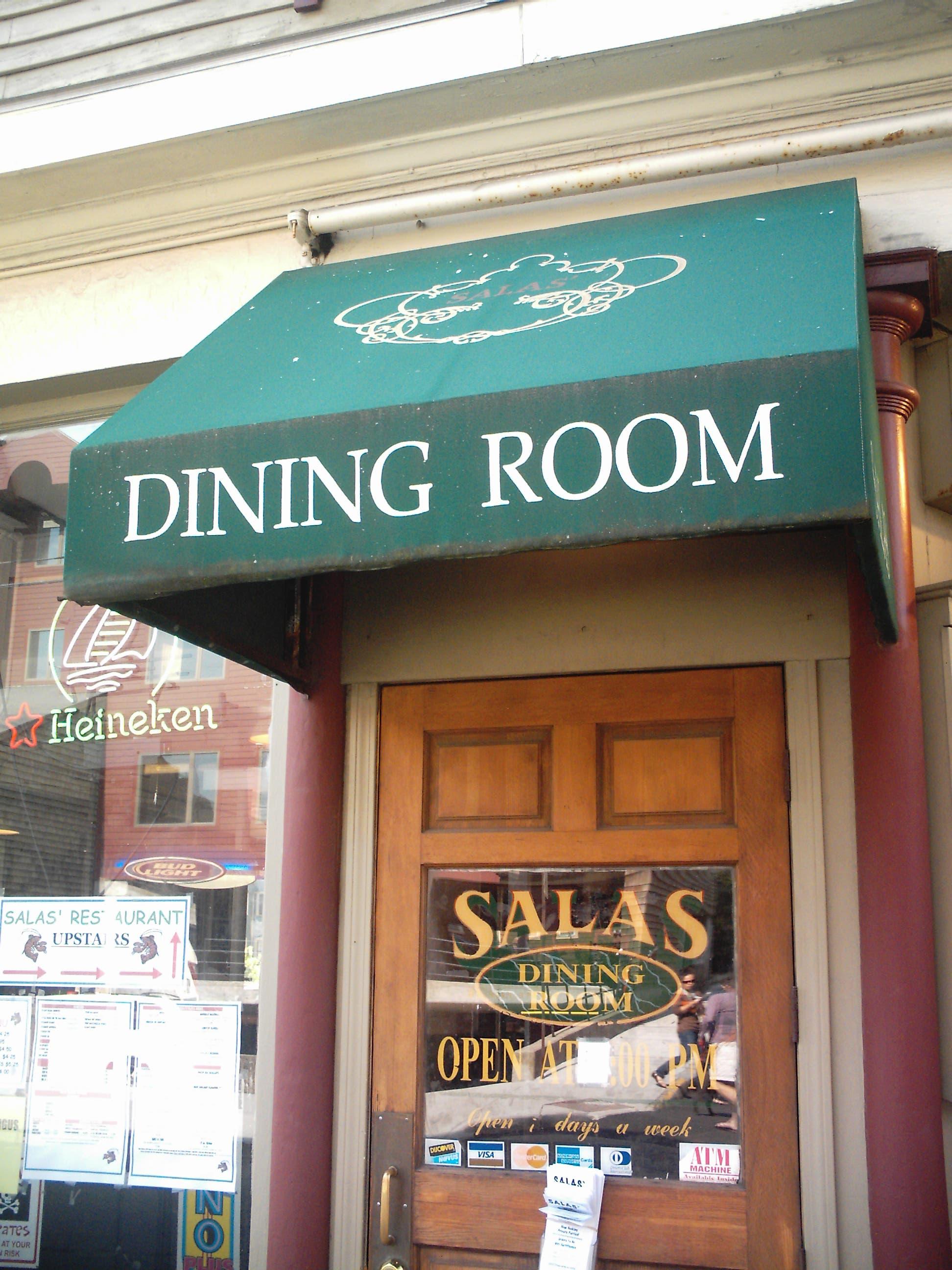 Newport S Salas Restaurant To Permanently Close Saay