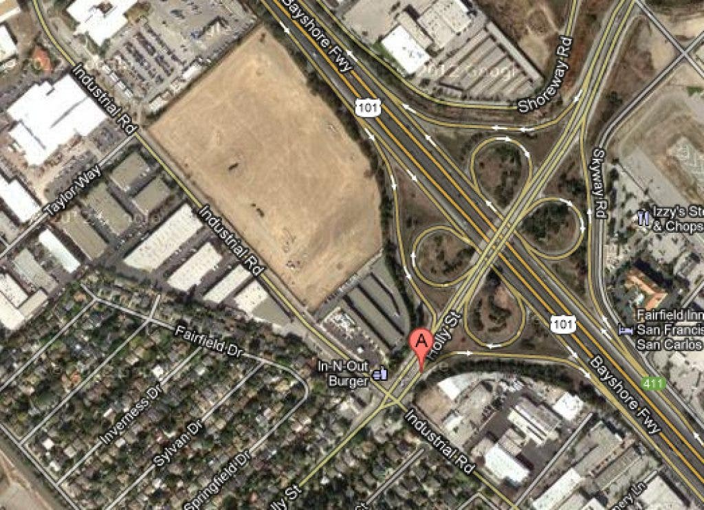San Carlos Receives $3M for Holly St  Interchange Coversion