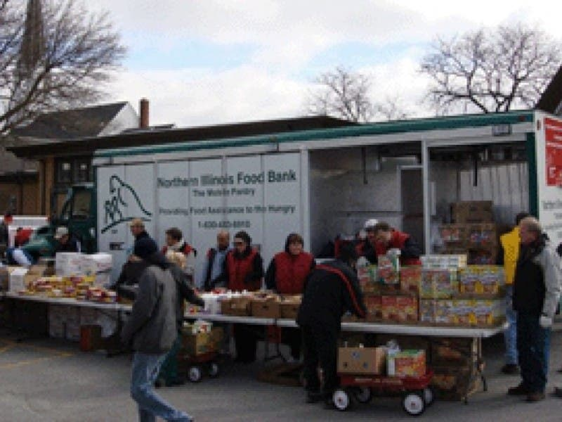 Mobile Food Pantry To Visit Crystal Lake Crystal Lake Il Patch