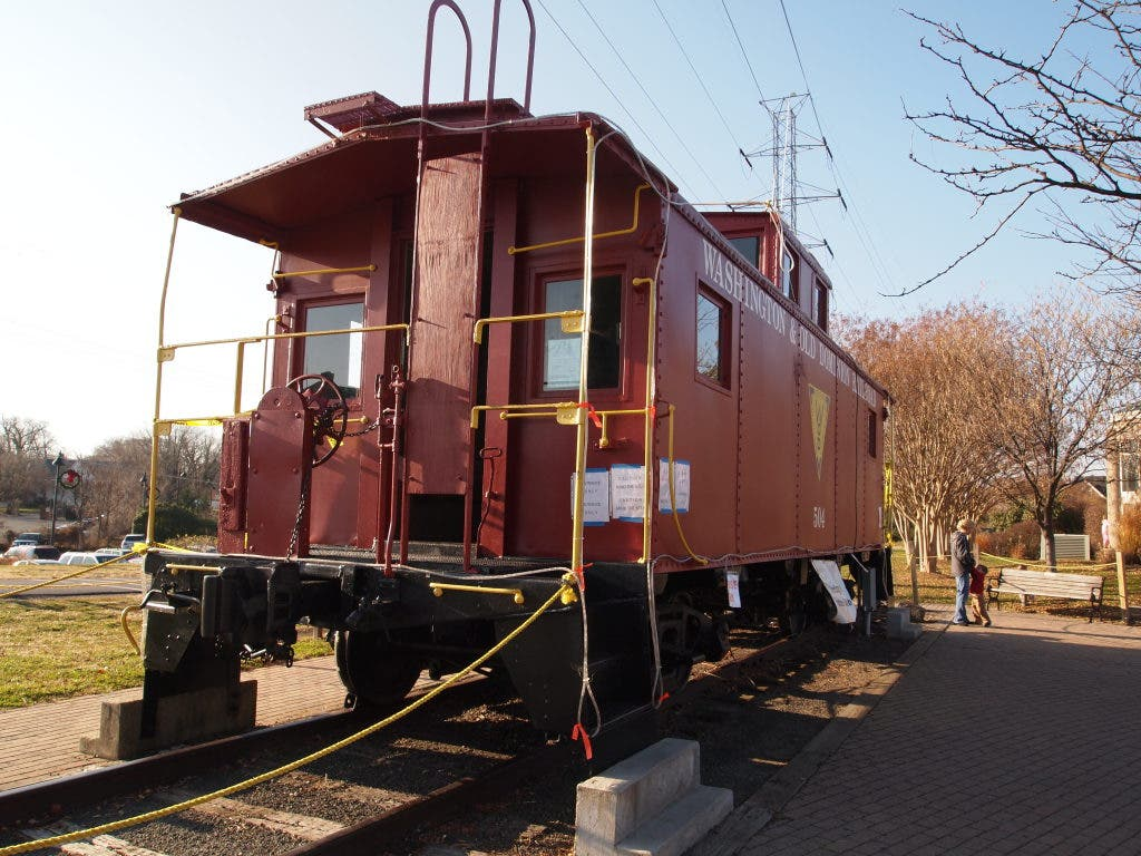 PHOTOS: Inside the Downtown Herndon Caboose | Herndon, VA Patch