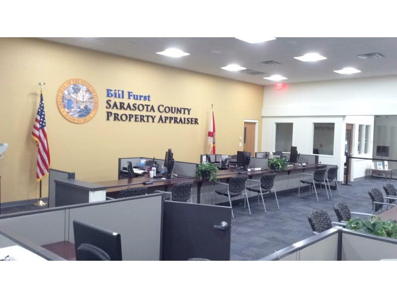 Halfacre Construction Company Wraps Up Sarasota County Tax
