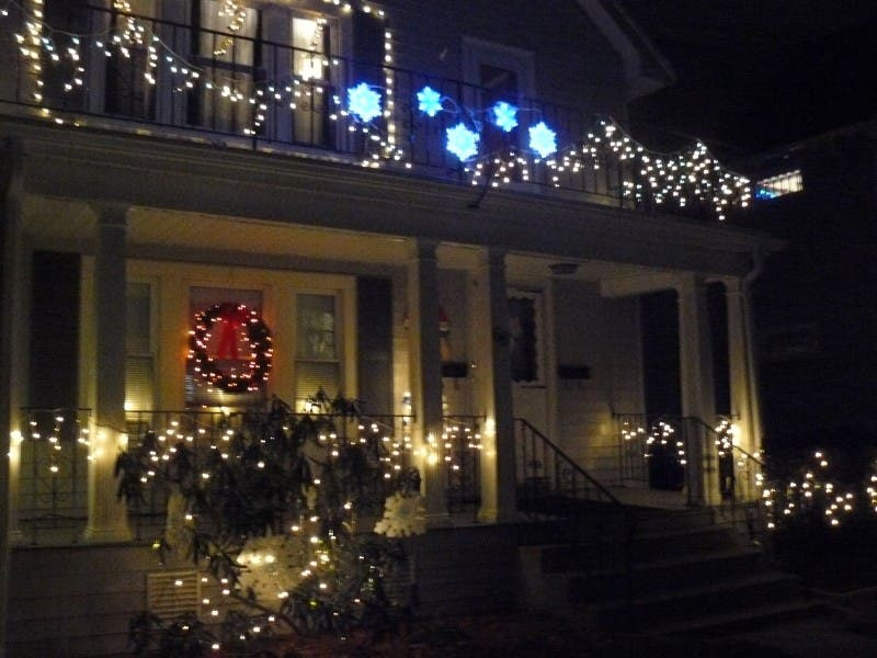 christmas lights in arlington 0