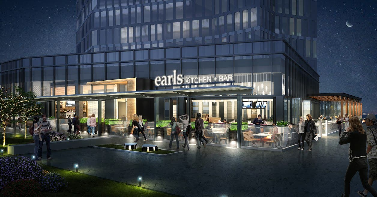 Prominent Chain Earls Kitchen Bar Opening New Tysons
