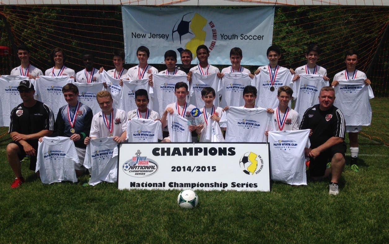 eafd12ca80d NJ YOUTH SOCCER CROWNS STATE CUP CHAMPIONS   Galloway, NJ Patch