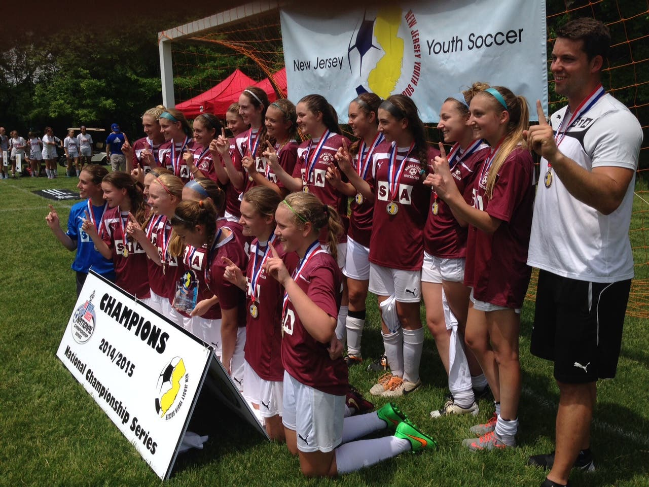 d67cbcd6c2b NJ YOUTH SOCCER CROWNS STATE CUP CHAMPIONS   Morristown, NJ Patch