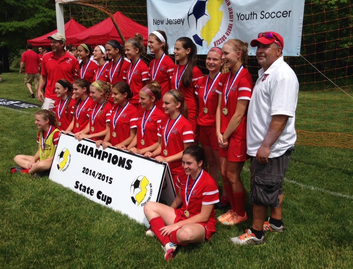 139941185a4 NJ YOUTH SOCCER CROWNS STATE CUP CHAMPIONS   Cherry Hill, NJ Patch