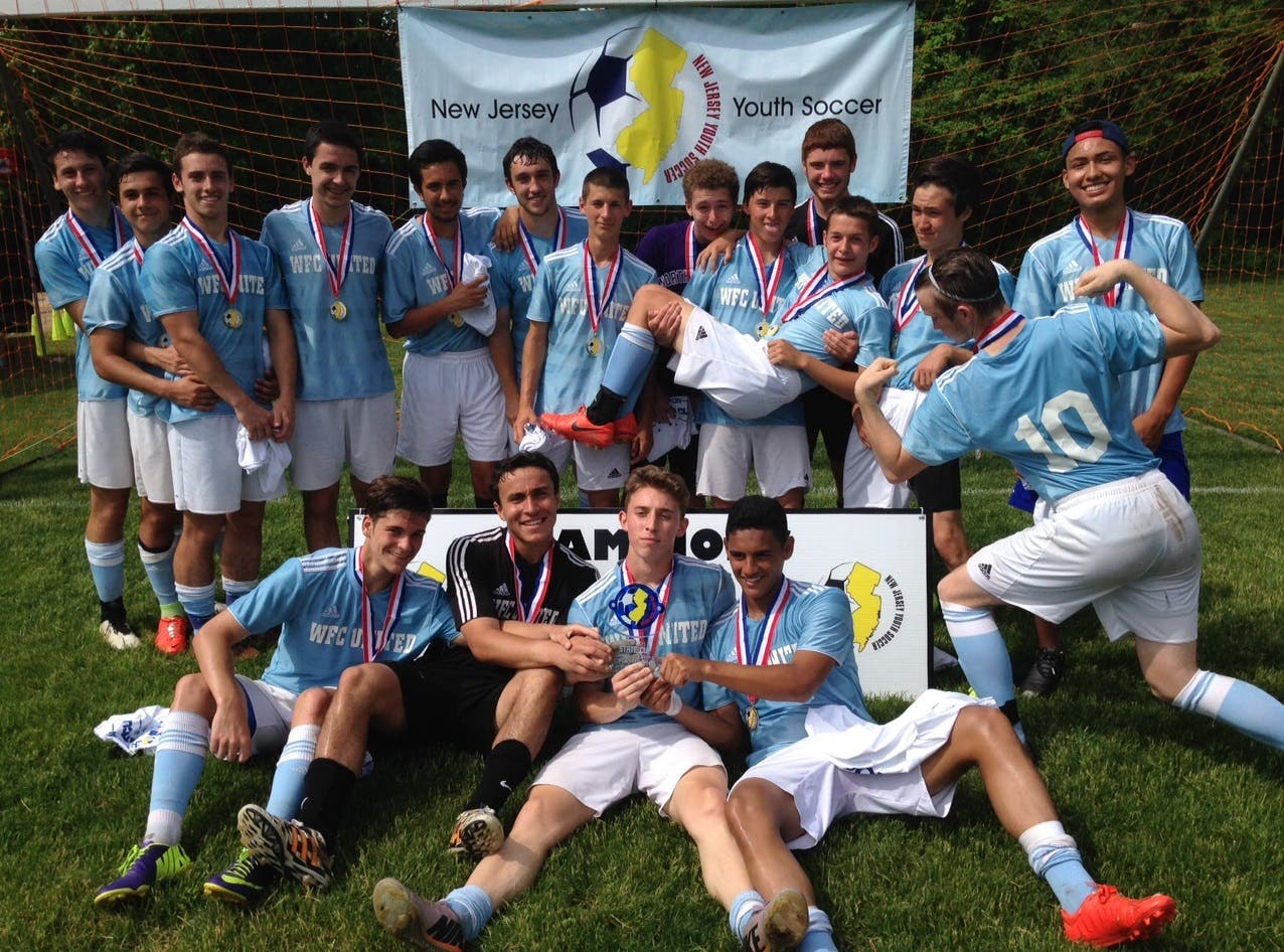 b2582216b37 NJ YOUTH SOCCER CROWNS STATE CUP CHAMPIONS   Gloucester Township, NJ ...
