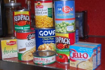 Community Council Shares July Food Pantry Wish List
