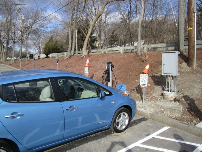 Where Is Lexington S Closest Electric Car Charging Station