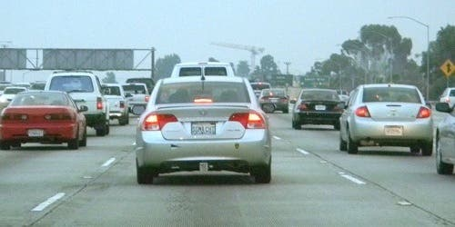 CHP Releases Details of Fatal 110 Freeway Crash   Eagle Rock